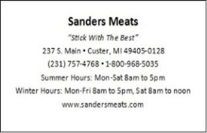 Image for Sanders Meats