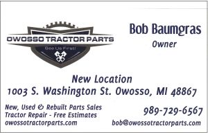 Image for Owosso Tractor Parts