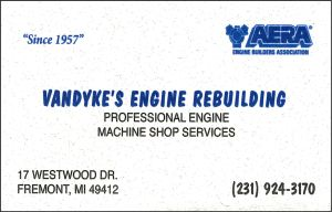 Image for VanDyke's Engine Rebuilding